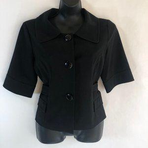 AGB - Black Blazer Size 6